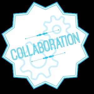 Collaboration badge