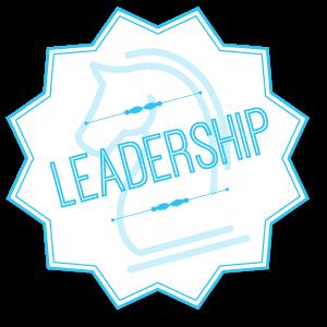 Leadership badge
