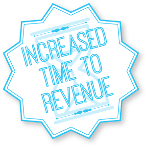 Time to revenue badge