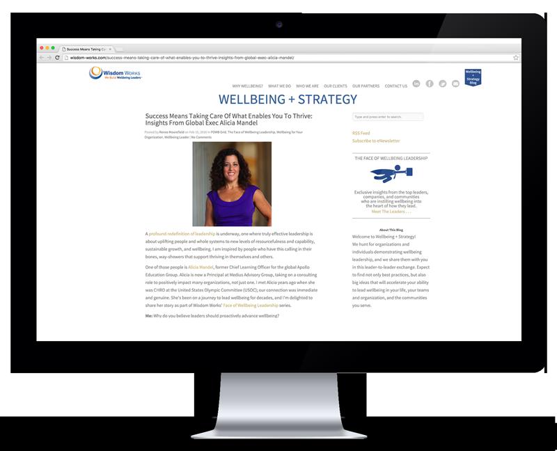Wisdom Works Blog