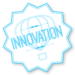 Innovation badge